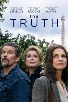 The Truth movie poster.