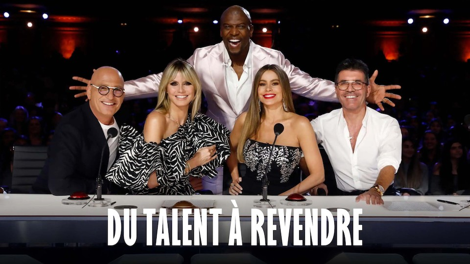 Image for the TV series Du talent à revendre