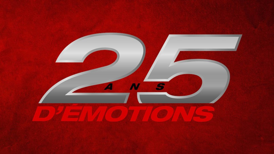 Image for the TV series 25 ans d'émotions