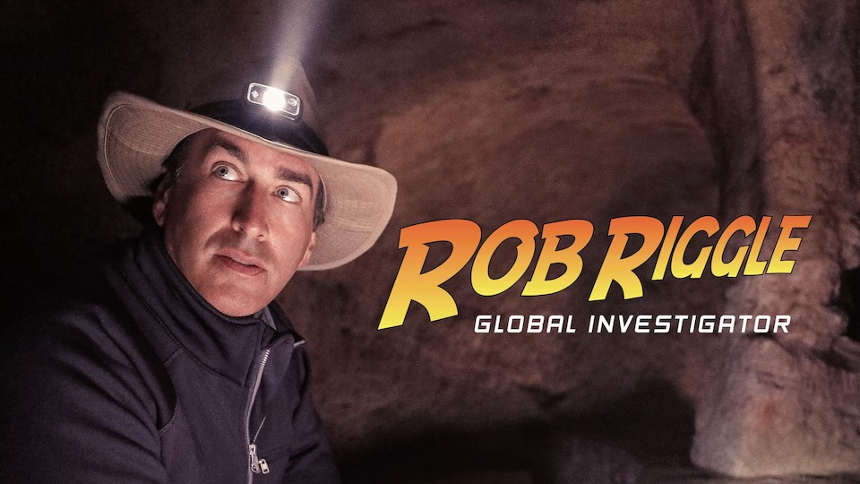Image for the TV series Rob Riggle Global Investigator: Quest for Truth