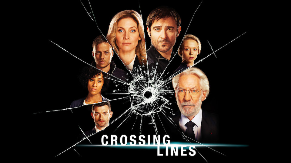 Image for the TV series Crossing Lines