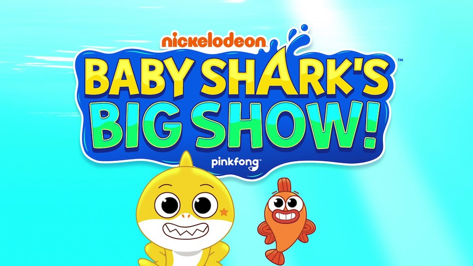 Image for the TV series Baby Shark's Big Show!