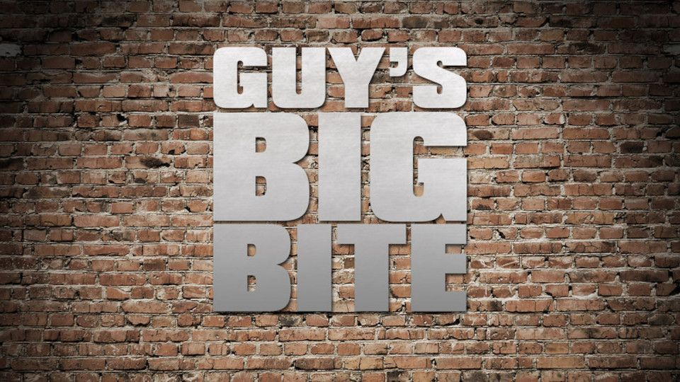 Image for the TV series Guy's Big Bite