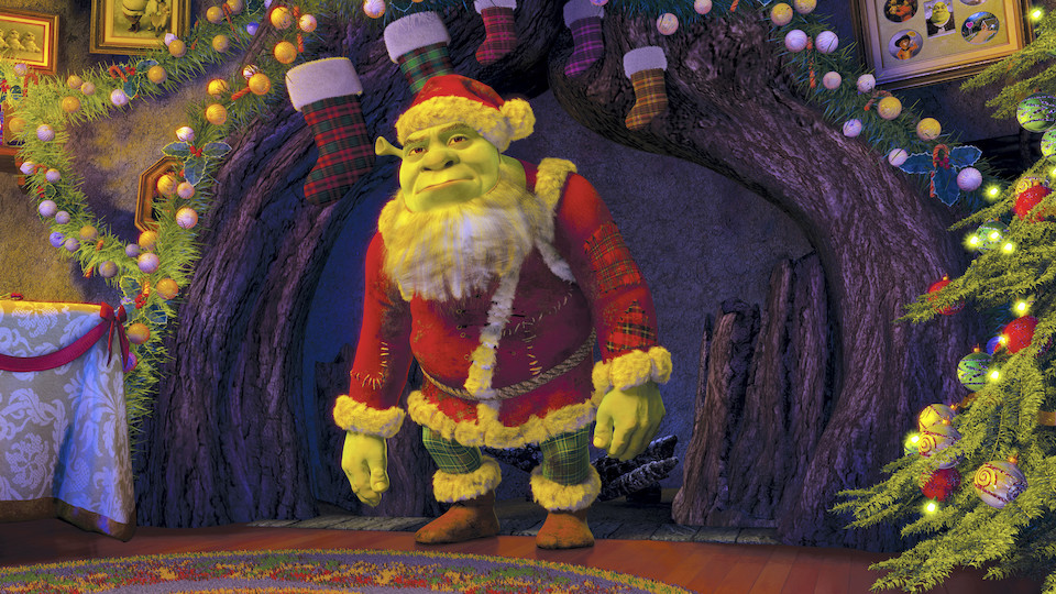 Image for the TV series Shrek the Halls