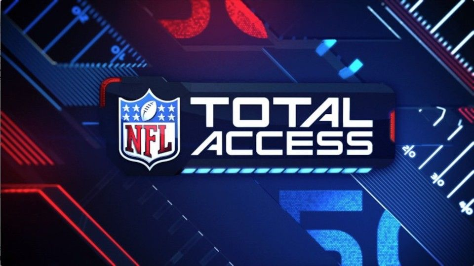 Image for the TV series NFL Total Access