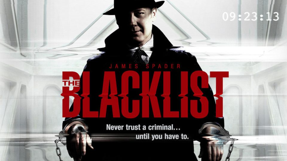 Image for the TV series The Blacklist