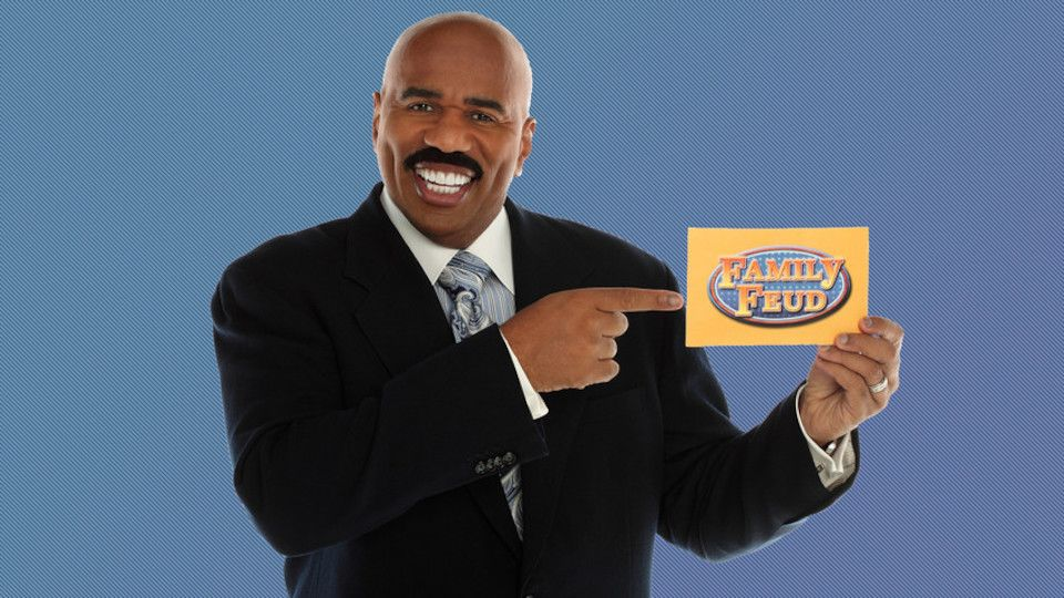 Image for the TV series Family Feud