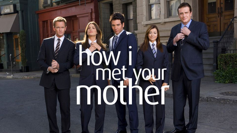 Image for the TV series How I Met Your Mother
