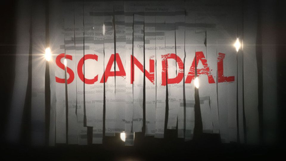 Image for the TV series Scandal