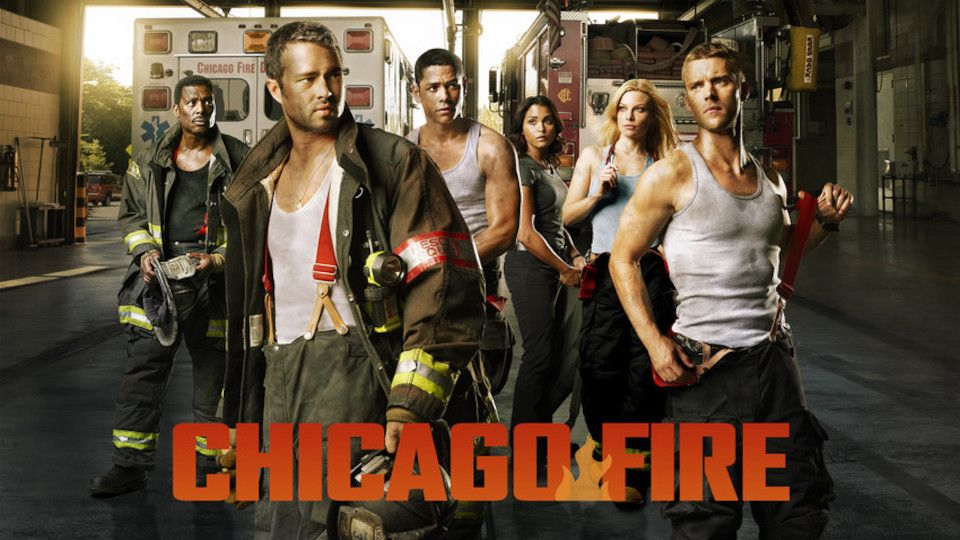 Image for the TV series Chicago Fire
