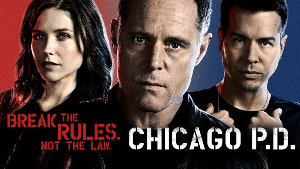 Image for the TV series Chicago Police