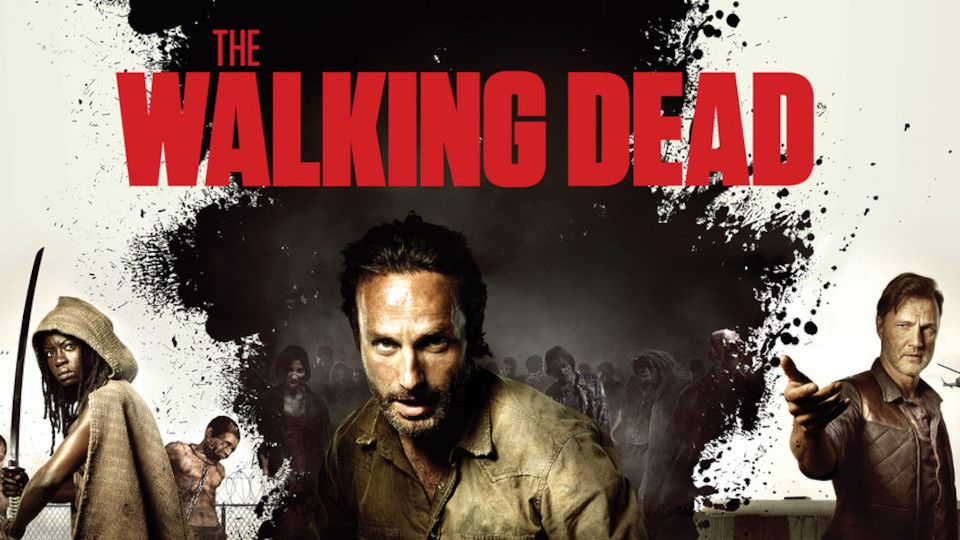 Image for the TV series The Walking Dead