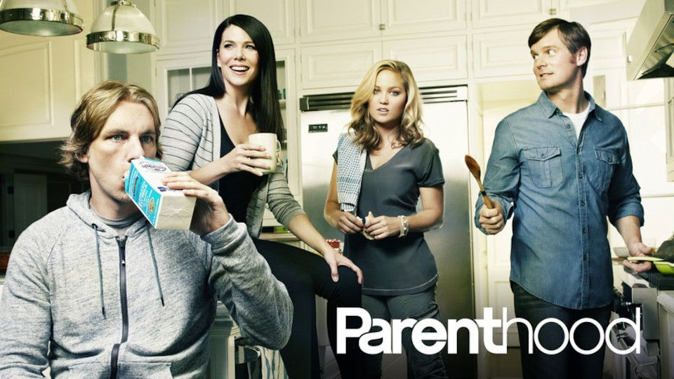Image for the TV series Parenthood