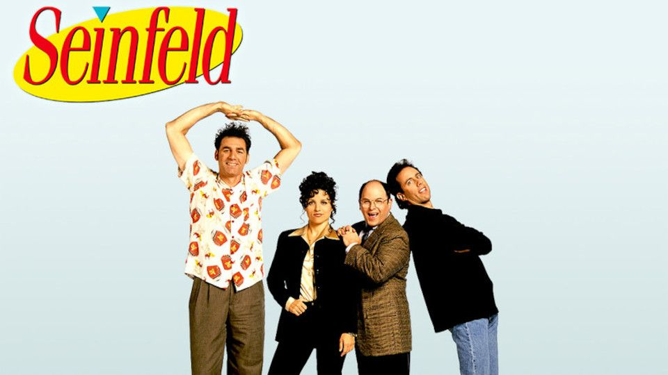 Image for the TV series Seinfeld
