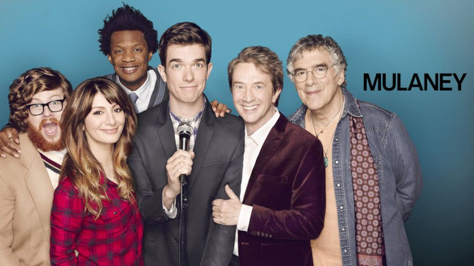 Image for the TV series Mulaney