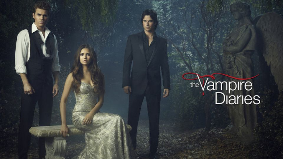 Image for the TV series The Vampire Diaries