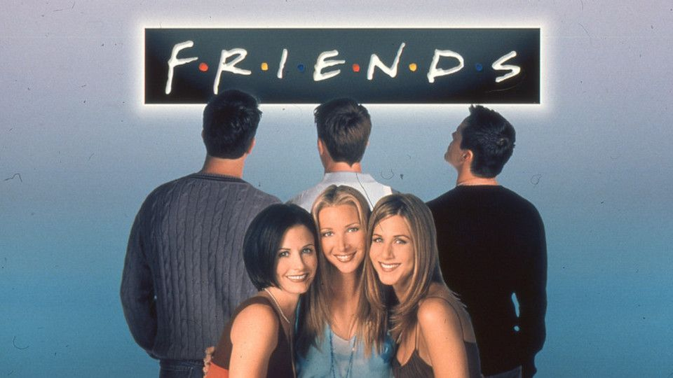 Image for the TV series Friends