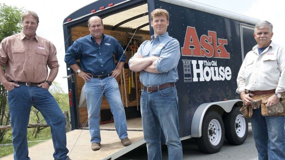 Image for the TV series Ask This Old House
