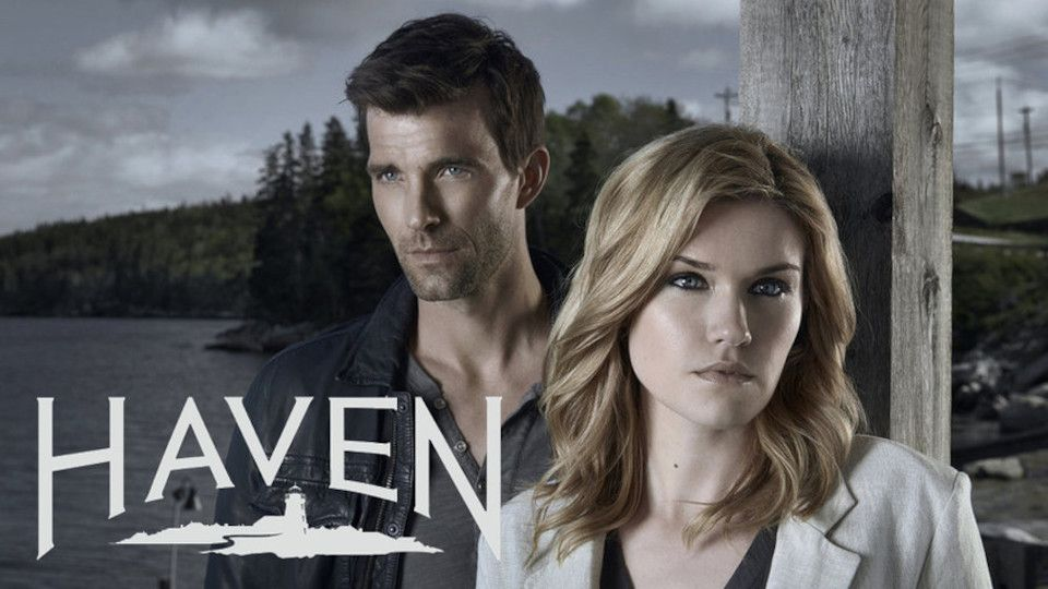 Image for the TV series Haven