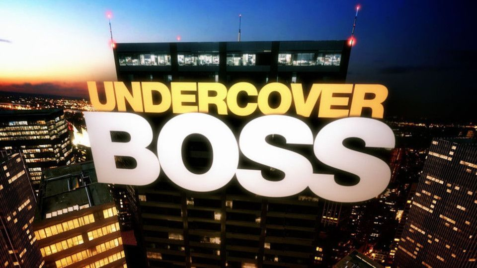 Image for the TV series Undercover Boss