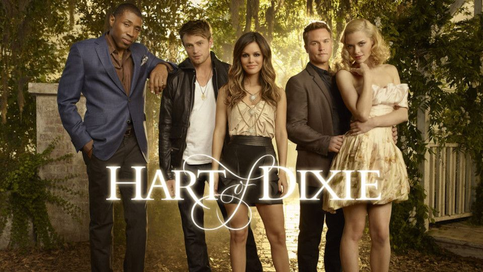 Image for the TV series Hart of Dixie