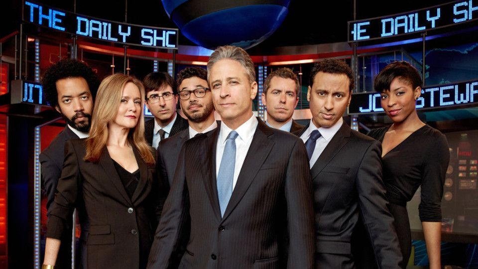 Image for the TV series The Daily Show With Jon Stewart