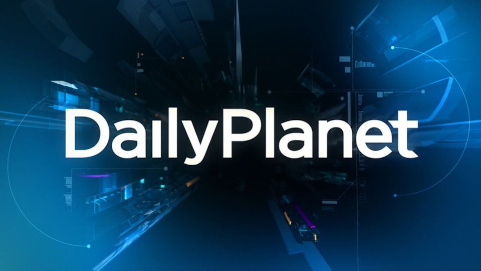 Image for the TV series Daily Planet
