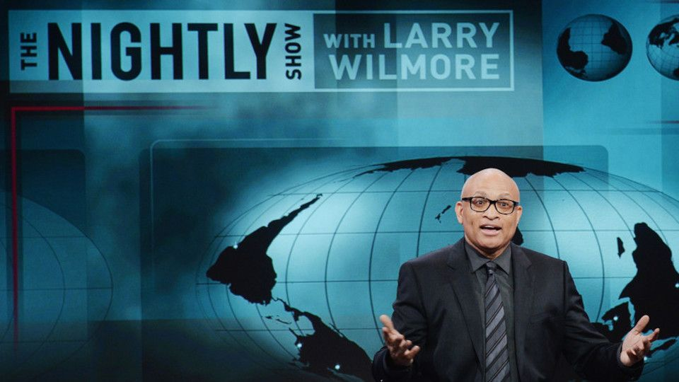 Image for the TV series The Nightly Show With Larry Wilmore