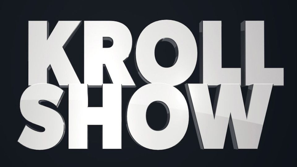 Image for the TV series Kroll Show