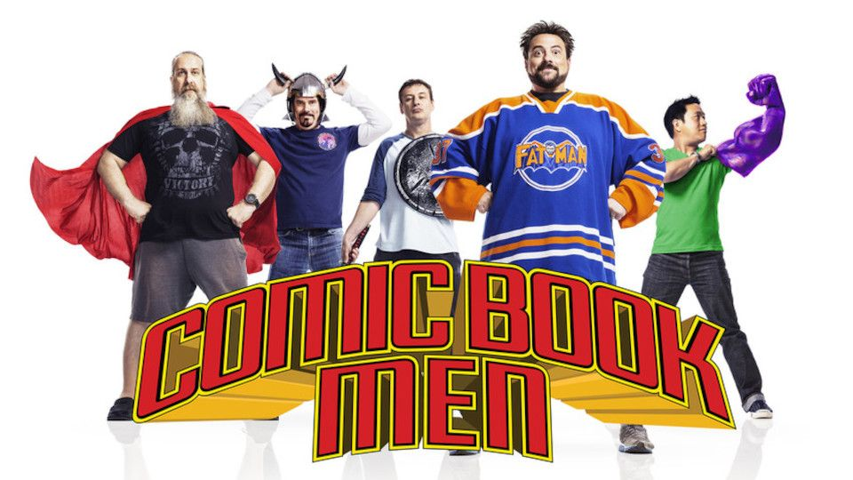 Image for the TV series Comic Book Men