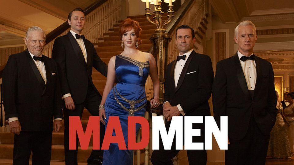 Image for the TV series Mad Men