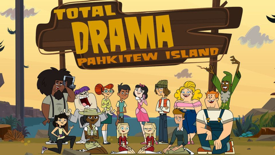Image for the TV series Total Drama: Pahkitew Island