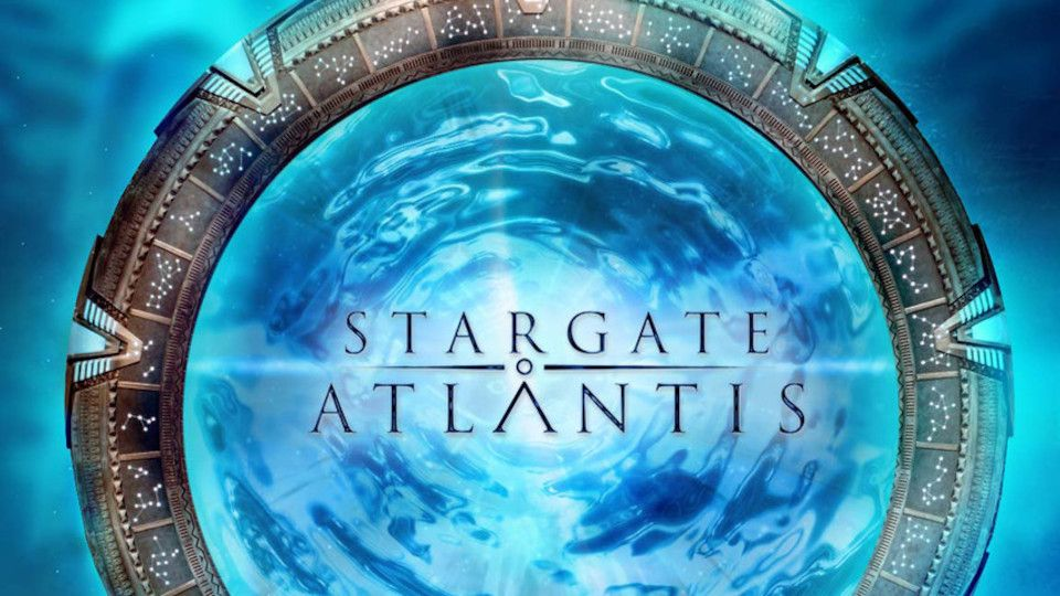 Image for the TV series Stargate Atlantis