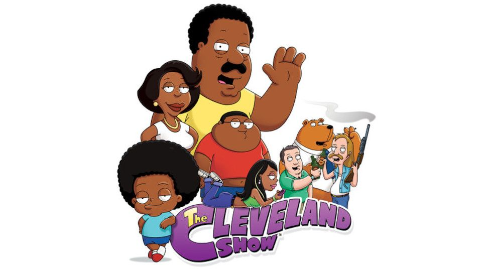 Image for the TV series The Cleveland Show