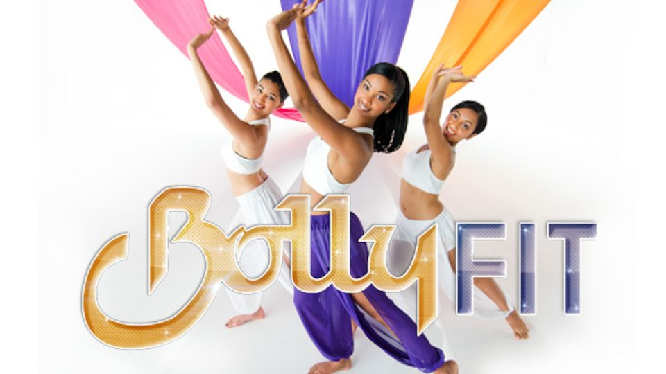 Image for the TV series BollyFit!