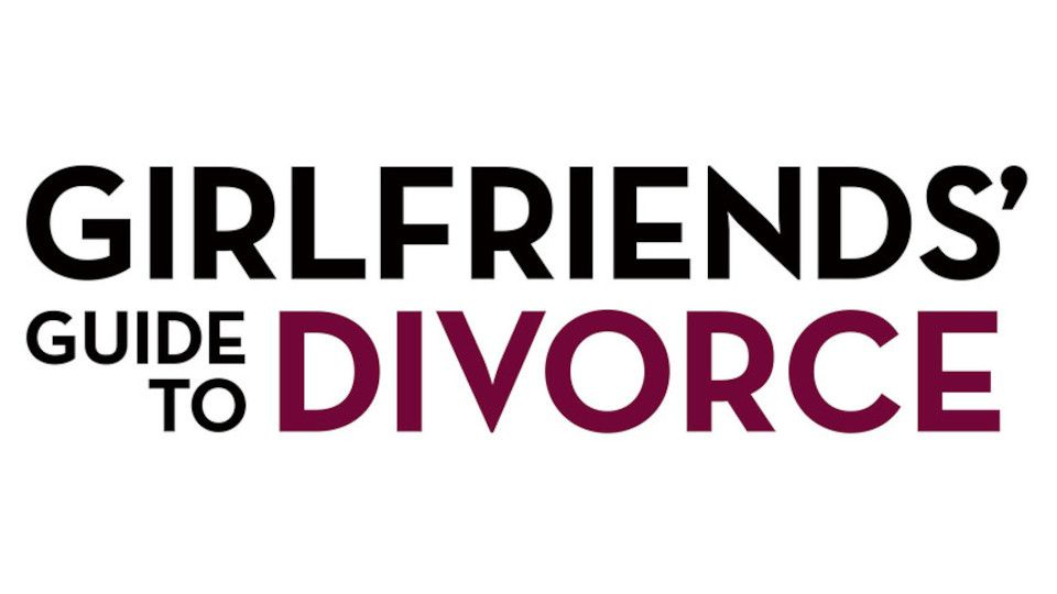 Image for the TV series Le guide de la parfaite divorcée
