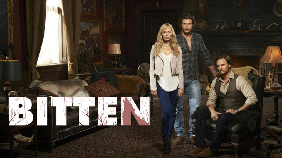 Image for the TV series Bitten