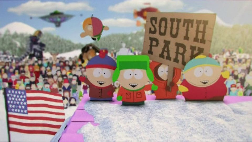 Image for the TV series South Park