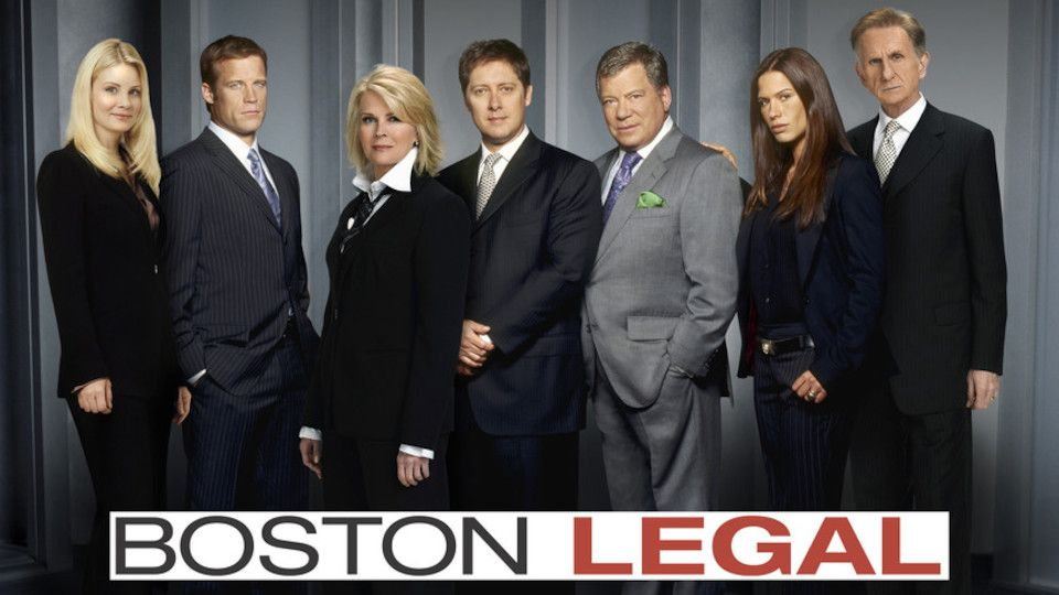 Image for the TV series Boston Legal