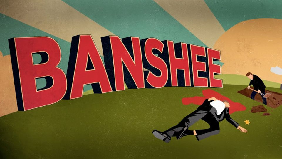 Image for the TV series Banshee (v.f.)