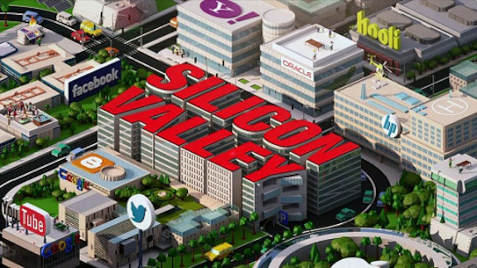 Image for the TV series Silicon Valley