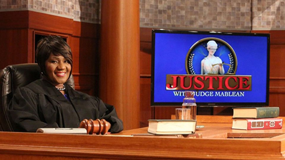 Image for the TV series Justice With Judge Mablean