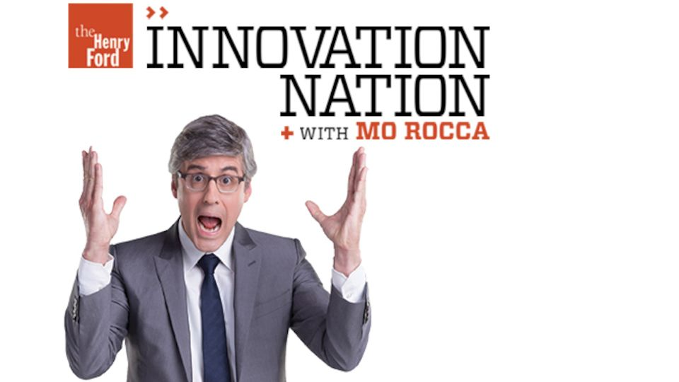 Image for the TV series The Henry Ford's Innovation Nation