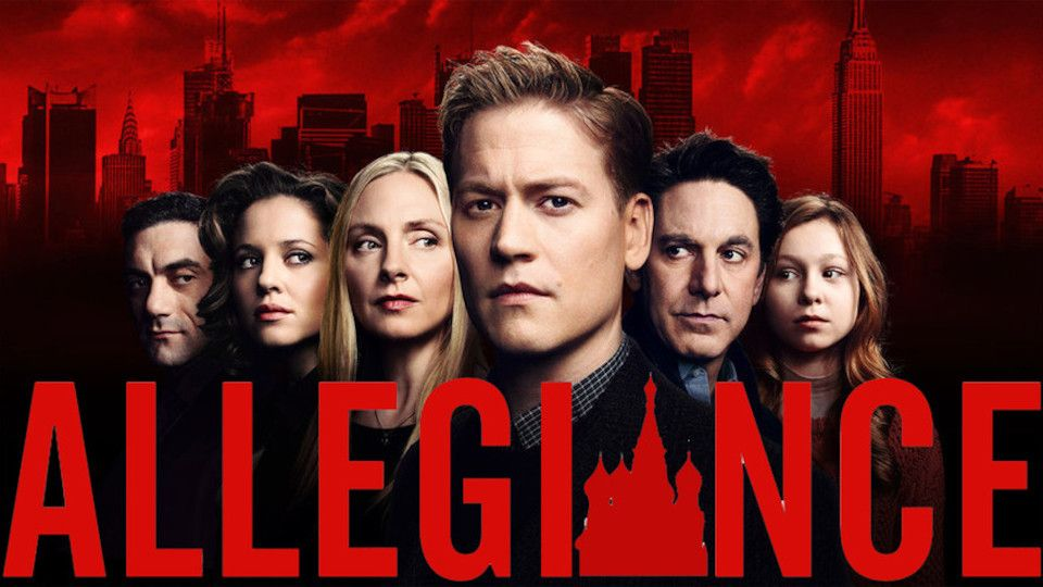Image for the TV series Allegiance