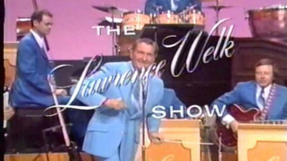 Image for the TV series The Lawrence Welk Show