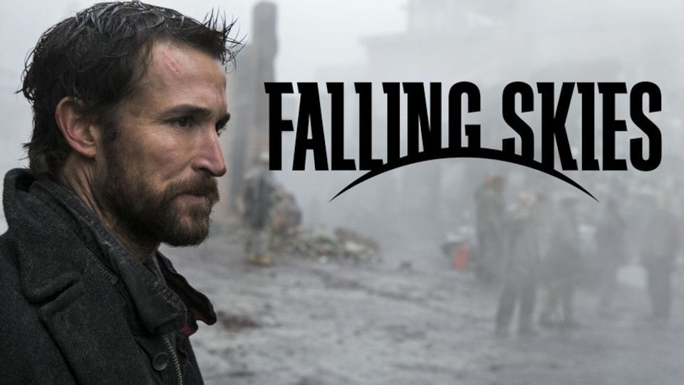 Image for the TV series Falling Skies