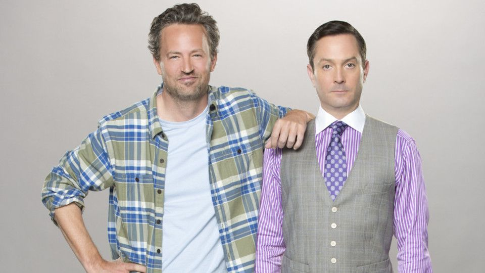 Image for the TV series The Odd Couple