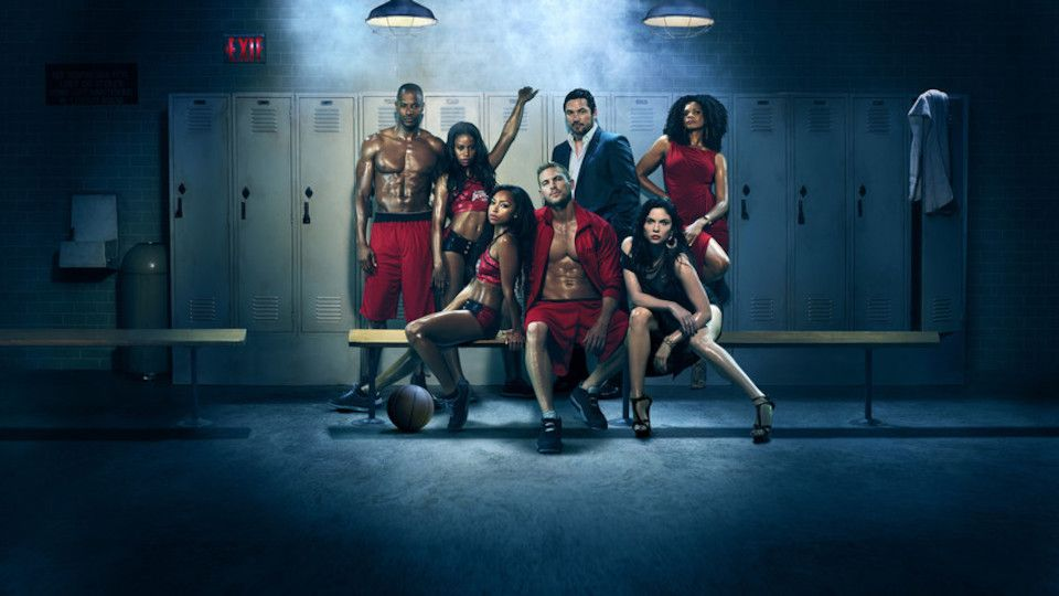 Image for the TV series Hit the Floor