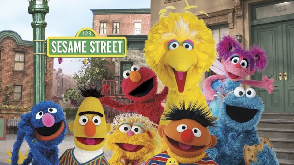 Image for the TV series Sesame Street