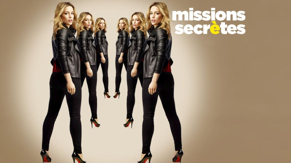 Image for the TV series Missions Secrètes